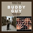 Bring 'Em In/Skin Deep (Doppel-CD) von Buddy Guy (2013)