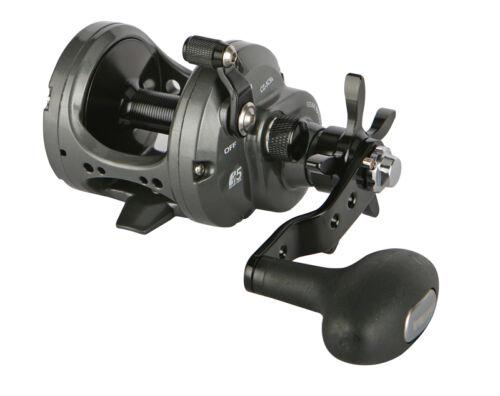 Okuma cortez noir multiplicateur pêche moulinets