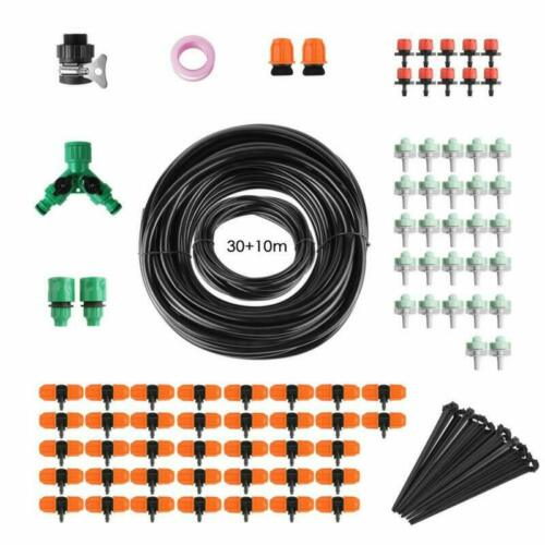 Irr Fixkit Gardening Watering Equipment,40M Automatic Micro Drip Irrigation Kit