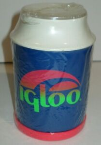 NEW-amp-SEALED-IGLOO-Iggy-5-in-1-Commuter-Cup-VTG-USA