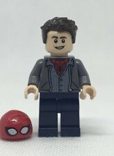 Lego Spider Man Peter Parker Mini Fig From Set 1376