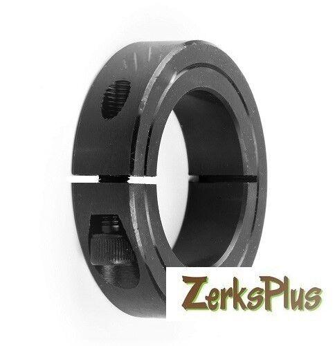 Metric Single Split 9mm Shaft Collar  M24 x 9 x 9