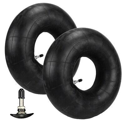 Two 21x8-9 ATV Tire Inner Tubes Heavy Duty with TR6 valve stems 21x8.00-9 2