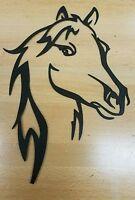 Horse Metal Wall Art Plasma Cut Decor