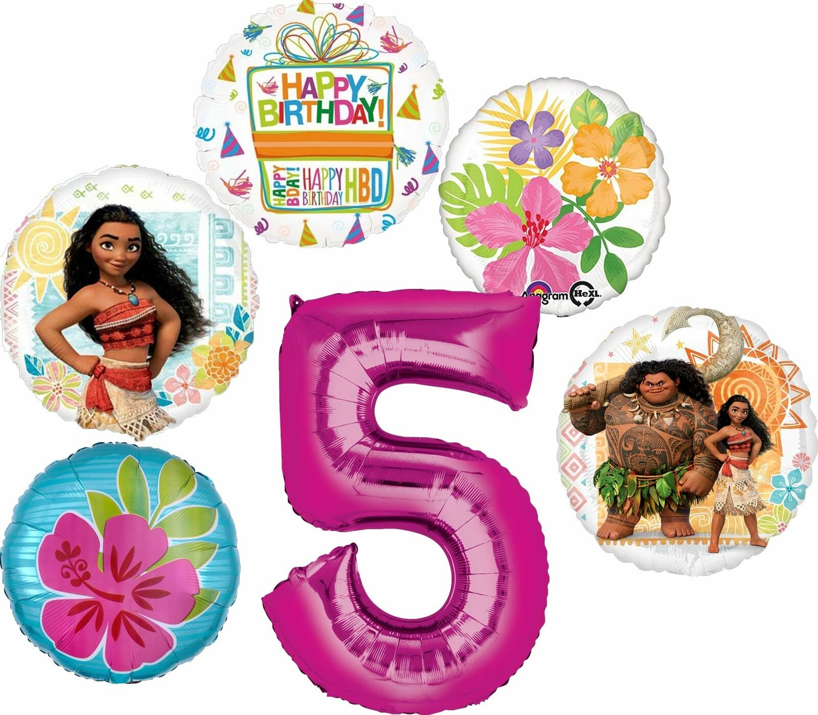 Non Floating 25 Number Balloons 25th Birthday Party Supplies Pink Decorations For Sale Online Ebay