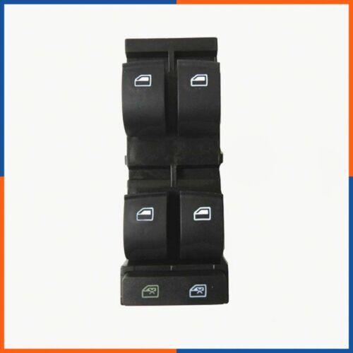 leve-vitre bouton pour AUDI A6 1.9 TDI Année 1997-2000 4B0959851 Interrupteur