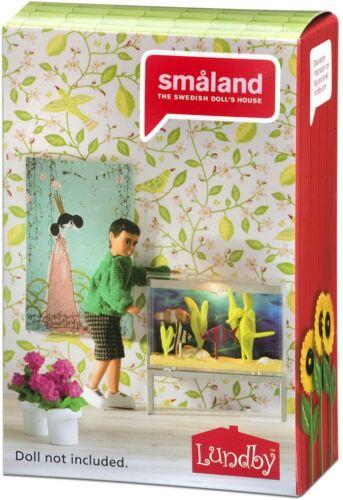 Lundby ™ 60.5092 Smaland acuario para casa de muñecas en 1:18