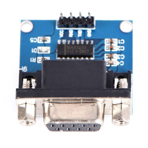 MAX3232 RS232 Serial Port To TTL Converter Module FemaleDB9 COM Serial MAX232