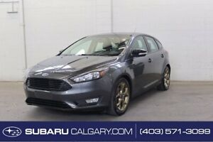 2017 Ford Focus SEL   HEATED FRONT SEATS   BACK UP CAMERA   BLUETOOTH   KEYLESS ENTRY   ALLOY WHEELS