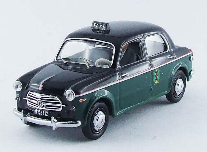Rio 4408.P - Fiat 1100 Taxi Milan - 1956    1/43