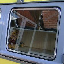 CLEARANCE Splitscreen Pop Out Window Aluminiun Deluxe Samba Volkswagen popout