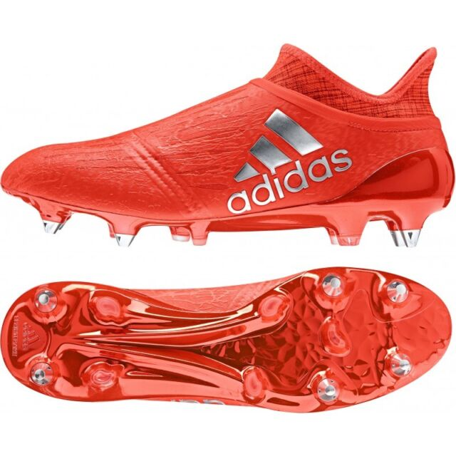 71fbb4668b74 adidas X 16 Purechaos SG Football BOOTS UK 12 EU 47.3 Js42 94 SALEx ...