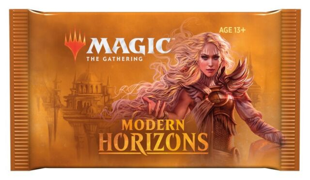 MTG Modern Horizons Booster Box PACK Factory Sealed FLASH SALE | 1 BOOSTER