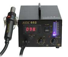 Aoyue 852 Smd Soldering Station 500w 110220v 100 480c 23l Hot Air Diaphragm