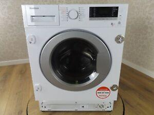 Blomberg Lr1285410w Integrated 8kg 5kg Washer Dryer Refurbished With Warranty Ebay