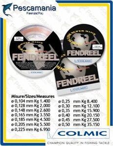 Monofilo-Giapponese-Colmic-fendreel-mt-150-mulinello