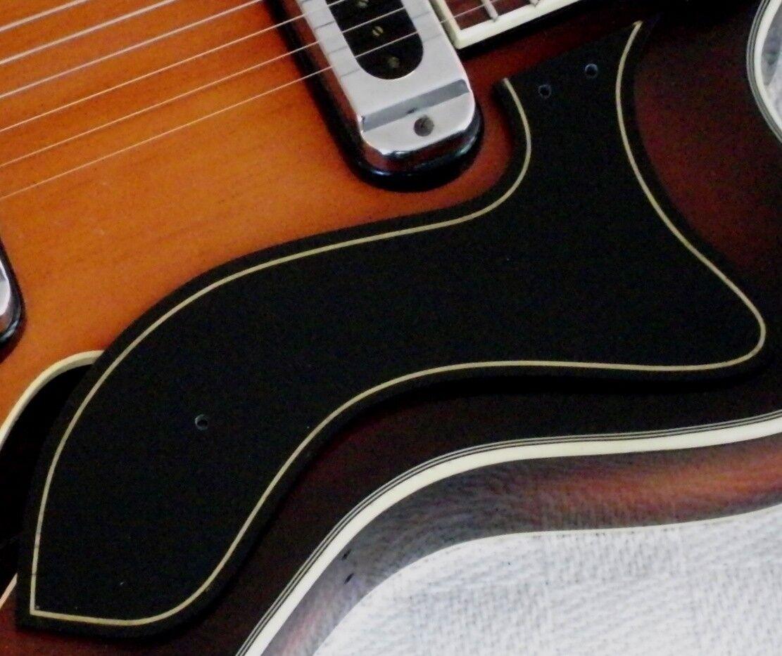 Musima Migma... DDR-Jazzgitarre-Schlagbrett Pickguard Reproduktion