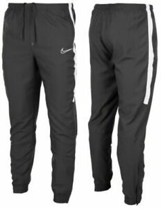 Sinis Constituir Útil  Nike Academy Dri Fit Mens Leisure Football Training Trouser Pant Anthracite  | eBay