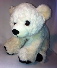 "Wild Republic Polar Bear Plush 8"" Stuffed Animal Toy  Soft Lovey"