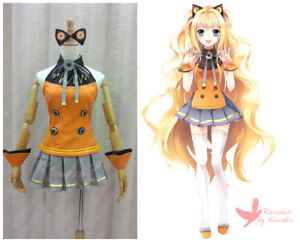 image is loading vocaloid 3 hatsune miku seeu cosplay costume full