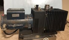 Alcatel Vacuum Pump With Franklin Electric Motor 115v230v