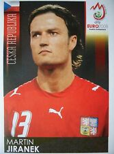 Panini 80 Martin Jiranek Tschechien UEFA Euro 2008