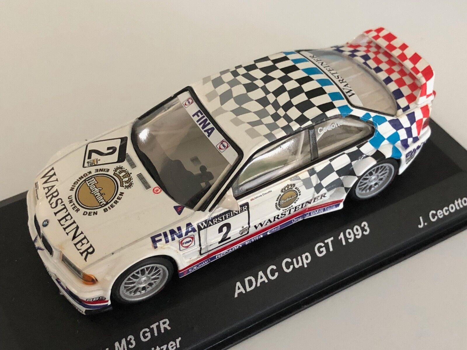 bienvenido a elegir Paul's Modelo Arte, Arte, Arte, Minichamps, colección de 6' 93-04 BMW M3 GTR E3646 Serie  grandes precios de descuento