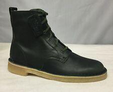3ecf6a0e4c390 Clarks Originals Desert Mali Men Premium Leather BOOTS Style ...