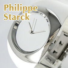 FOSSIL MEN'S PHILIPPE STARCK LUXURY COLLECTION WHITE WATCH PH5042