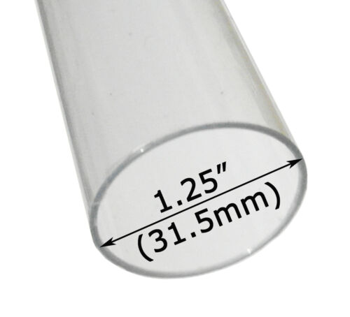 """Diameter Protective Tubes 31.5mm Various Lengths and End Caps MDI 1 1//4/"""""""