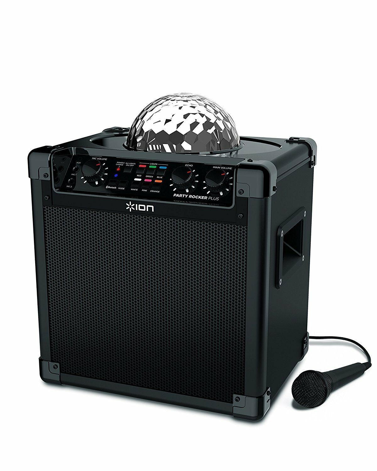 ION Audio Party Party Party Rocker Plus Portable azultooth Speaker - Free P&P IRE &UK  6ce47e
