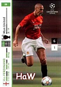 PANINI-Champions-League-2007-2008-07-08-Rio-Ferdinand-Nr-59-Manchester-United