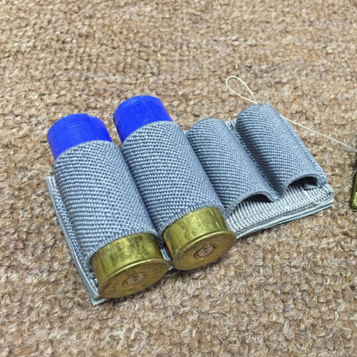 bullet pouch hunting pouch airsoft hunting stick shotgun shell ammo holder  KK
