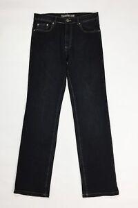 Oviesse-72d-jeans-uomo-usato-comfort-W34-tg-48-gamba-dritta-stretch-denim-T4079