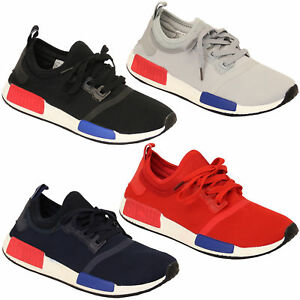 Mens-Lace-Up-Gym-Running-Trainers-Mesh-Shoes