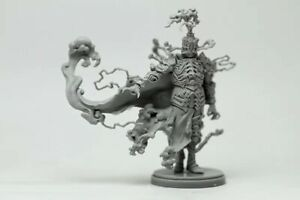 Storm-Knight-Model-for-Kingdom-Death-Game-Resin-Figure-Recast