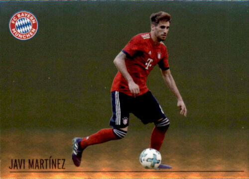 Panini FC Bayern München 2018//19 Sticker 44 Javi Martinez