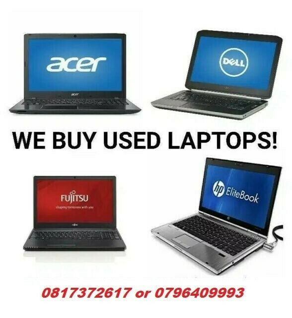 Cash for Laptop or PC