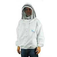 Eco Keeper Beekeeping Clothing-zippered Front Jacket (bee Jacket)-x Large-zf