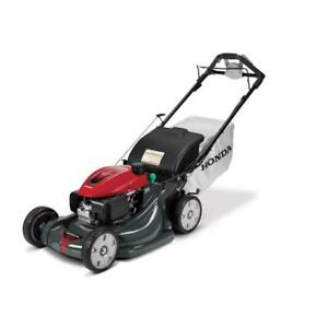 21 inch Variable Speed 4-in-1 Gas Walk Behind Self Propelled Mower Select Drive