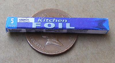 1:12 Scala Chiusa Stagnola Pacchetto Tumdee Casa Delle Bambole Miniatura Cucina Cibo-mostra Il Titolo Originale