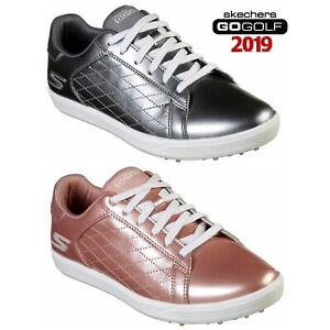 skechers womens waterproof golf shoes
