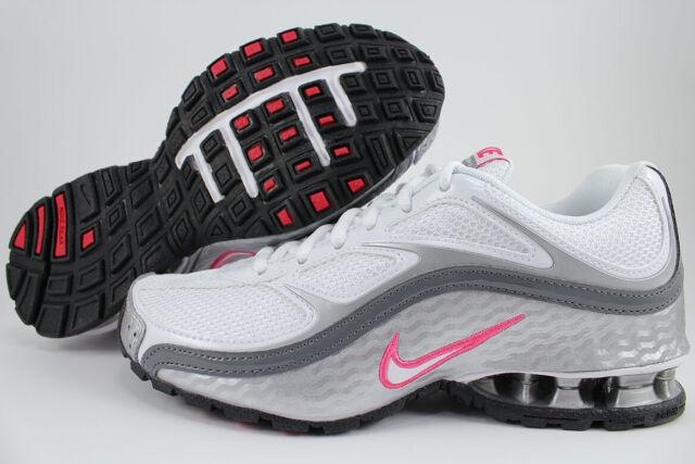 407987 001 NIKE REAX RUN 5 Women's Shoes BlackPinkSilver Pick Size New In Box
