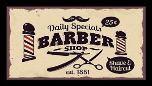 Barber-Shop-Quotidien-Offres-Speciales-Barre-Tapis-Counter-Barbiers-Salon-de