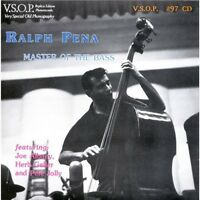 Ralph Pena - Master Of Bass [new Cd] on Sale