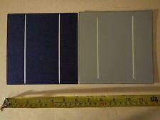 2BB(Buss Bar) 6x6 solar cells (156mm x 156mm)  17.2 EFF. over 4 watts Per/cell