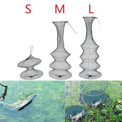 Piège à poisson,Anguille verveux,Pots de cancer Piège à poisson-appât,Casier,