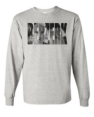 Eminem Marshall Rap God Mathers MMLP2 Shady Hip Hop Berzerk Long Sleeve Shirt