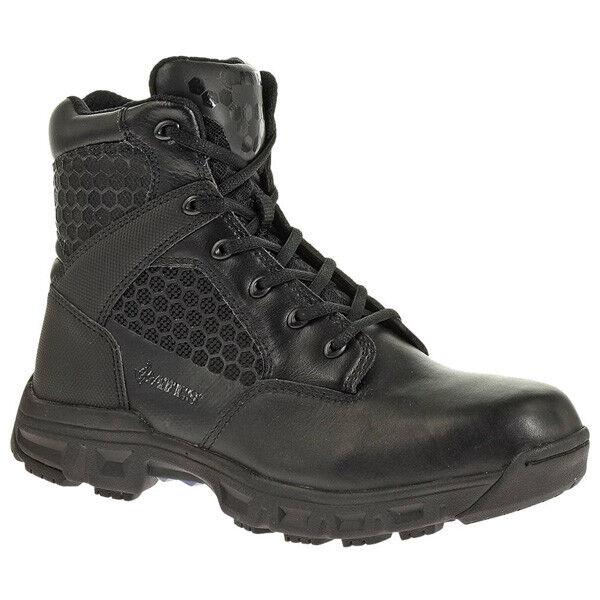 NEW Bates E06606 Men's Code 6 Black Lightweight Tactical Duty 6 inch Boot SZ 7.5