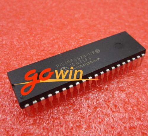 PIC18F4620-I//P Microchip IC MCU 8BIT 64KB FLASH 40PDIP NEW